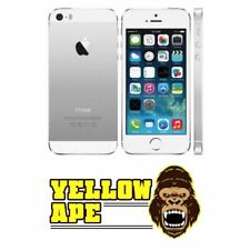 Apple iPhone 5 32GB Silver Unlocked Smartphone UK Seller Grade B*