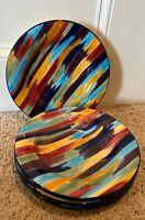 "Tabletops MADRID 11"" Dinner Plates Set of 4"