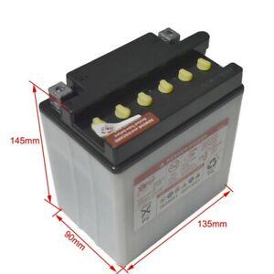 12v Battery YB10L-A2 12n10-3a CB10L-A2 for 2009-2012 Yamaha XV250YCR V Star 250