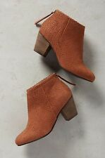 NEW Anthropologie Coimbra Booties Size 7 Ankle Boots