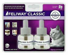 FELIWAY Classic Diffuser Refill     2 48 ml refills  exp dt Feb 2021