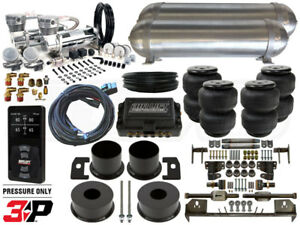 """Complete Air Ride Suspension Kit - 1964-1969 Lincoln Continental 3/8"""" LEVEL 4 3P"""