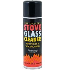Percy Doughty Stove Glass Cleaner 320ml Removes Stuborn Stains From Glass Front