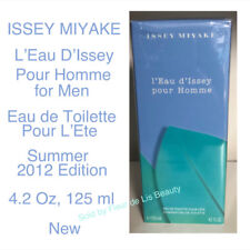 L'Eau d'Issey Pour Homme Summer Fragrance by Issey Miyake 4.2, 125 ml, New