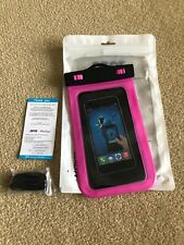 JOTO Waterproof phone case (Pink) for iPhone X or similar