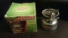 COLEMAN DUAL FUEL 533 SPORTSTER 2 CAMPING STOVE BACKPACKING MADE IN USA CAMPING