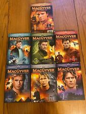 MacGyver - Tv Series - Dvd - Complete Set - excellent condition