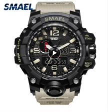 Watch men military 50 meters water resistant Ideal For Gift