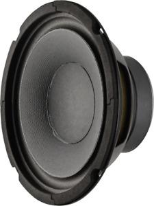 SpeaKa Professional 25/100 6.5 Zoll 16.51cm Lautsprecher-Chassis 100W 8Ω