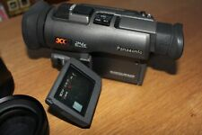 Panasonic Camcorder AG-EZ35, MiniDV Prosumer, Amazing Condition, Wide Angle Lens