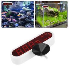 LED Digital Waterproof Fish Aquarium Guage Water Tank Temperature Thermometer