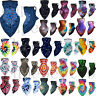 Bandanas for Face Scarf Wrap Ear Loops Balaclava for Protection Neck Gaiter Hats