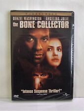 The Bone Collector (DVD, 2000, Anamorphic Widescreen) Denzel Washington SEALED