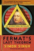 Fermat's Last Theorem by Simon Singh (Paperback)