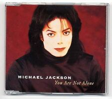 Michael JACKSON MAXI-CD you are not alone - 6-track incl. viva pourri 662310 9