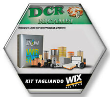REPLACEMENT KIT LANCIA MUSA 1.6 D MULTIJET FROM 07/2008 85KW+OIL SELENIA WR 5W40