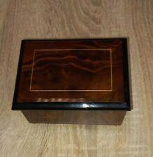 Lindauer Spieldose aus Holz, Melodie