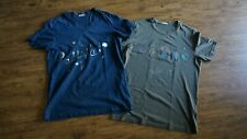 Authentic Galliano T-Shirts Starry Galliano & RIP It Small Medium (Very Good)