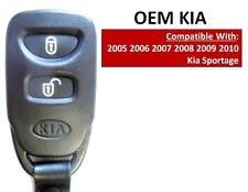 05 06 07 08 09 10 Kia Sportage keyless remote entry clicker transmitter key fob