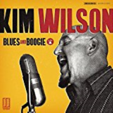 KIM WILSON-BLUES AND BOOGIE. VOL. 1-IMPORT CD WITH JAPAN OBI E78