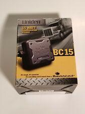 New Open Box Bearcat 15-Watt (Bc15) Uniden