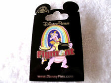 Disney * FIGMENT * Sparkle Rainbow * New on Card Character Pin