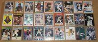 San Diego Padres Tony Gwynn 1986-1994 baseball card lot of 27 NM cards