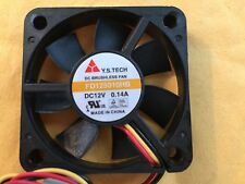 NEW Y.S.TECH FD125010HB Fan DC 12V~0.14A