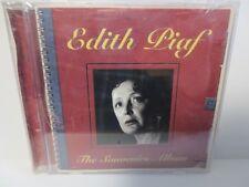 EDITH PIAF ~ THE SOUVENIRS ALBUM ~ 2002 ~ NEW SEALED CD