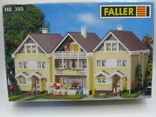 FALLER 399 3 Reihenhäuser 27 x 17 x 12 cm Bausatz HO OVP