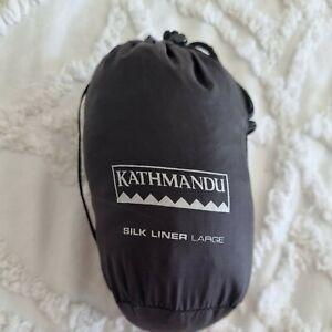 Kathmandu Silk large Liner