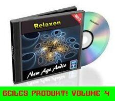 Nueva Era CD de Audio 4 RELAJACIÓN Sintéticas Música Bienestar Descansar