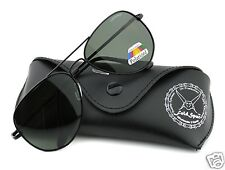Man's Polarized Sunglasses in Unbreakable Lens Aviator Style - Polarised Goggles