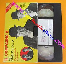 VHS film IL COMPAGNO B stanlio & ollio film completo e parlato (F113) no dvd