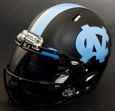 *CUSTOM* NORTH CAROLINA TAR HEELS UNC NCAA Riddell SPEED Replica Football Helmet