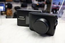 Used Fujifilm X100F Black Leather Case