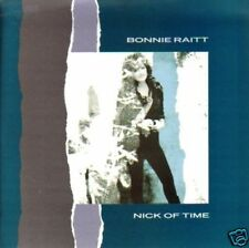 BONNIE RAITT-NICK OF TIME SINGLE VINILO 1989 (U.E.)