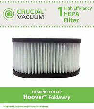 Hoover Foldaway and WidePath Filter Replaces Hoover Part #40130050