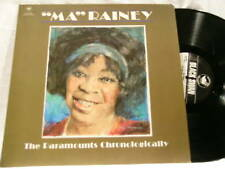 MA RAINEY Paramounts Vol1 Lovie Austin Tommy Ladnier LP