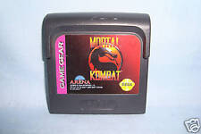 Mortal kombat Arena Sega Game Gear Game