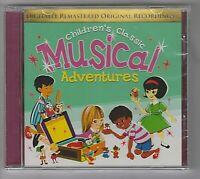 Children's Classic Musical Adventures  (CD: Children's, Music, Educational) 2005