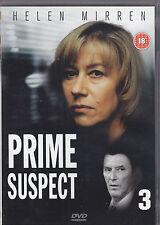 PRIME SUSPECT 3 - DVD