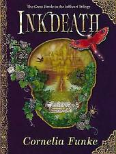 Inkdeath (Inkheart Trilogy), Cornelia Funke | Hardcover Book | Good | 9781905294