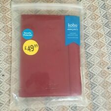 Kobo Leather Ereader case Touch Edition RoHS NEW RED