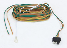 4-Way 30 Foot Molded Rubber Trailer Split Wiring Harness Kit - Trailer End