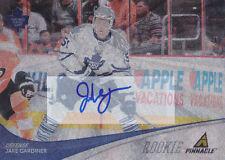 11-12 Pinnacle Jake Gardiner Auto Rookie Maple Leafs 2011