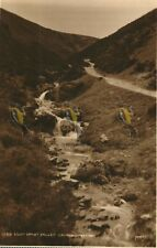 Light Spout Valley, Church Stretton, Salop, Judges RP Postcard 1918