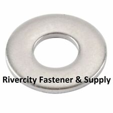 (25) M20 or 20MM Metric Stainless Steel Flat Washer A2 / 18-8 / SS 25 Pieces