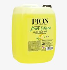 Pion Limon Kolonya 5000ml - Zitronenwasser Duftwasser Lemon Cologne 80°