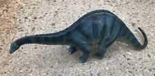 Vintage SCHLEICH APATOSAURUS Dinosaur RETIRED Collectible Figure Germany 1997 !!